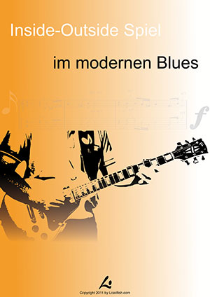 Inside-Outside Spiel im modernen Blues