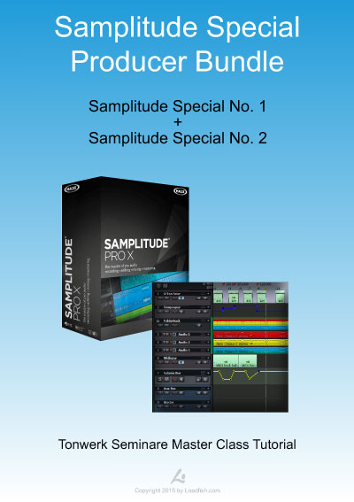 Samplitude Special Producer Bundle