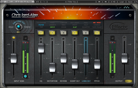 Waves Chris Lord-Alge CLA Effects