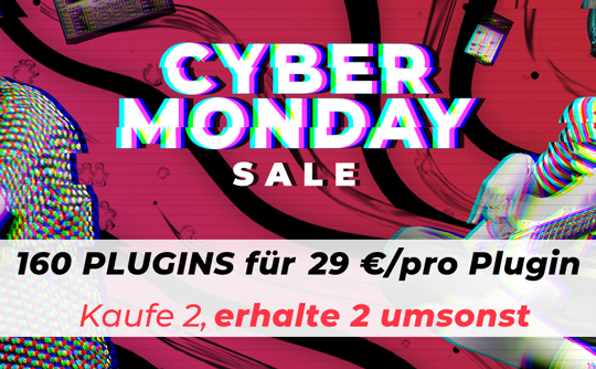 Waves Cyber Monday Sale