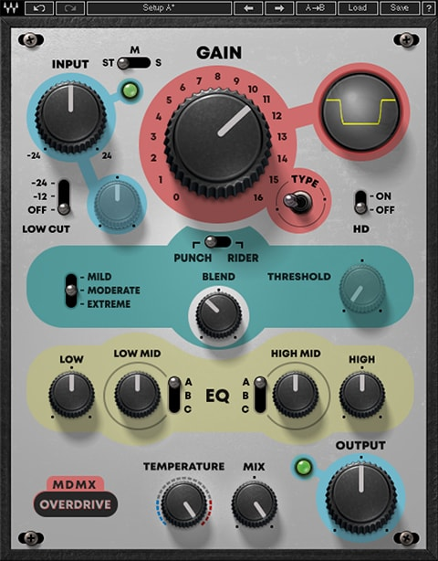 MDMX Distortion Module