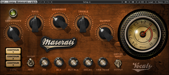 Waves Maserati Vocal Enhancer