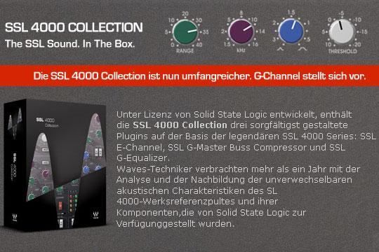 SSL 4000 Collection