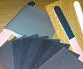 Fingernagel- Schleifpapier, Polierpapier, Pads, Feilen