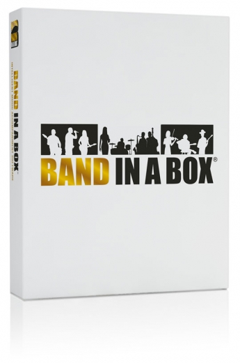 Band in a Box 2020 MegaPAK PC, dt.