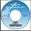 Midiguitar Video-Specials No. 1 (Lieferung auf DVD-DE)