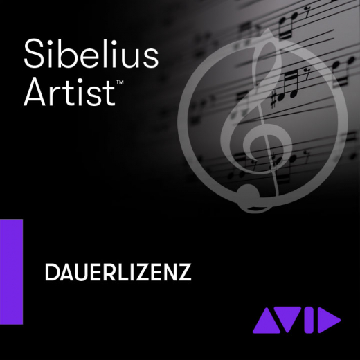 Sibelius Dauerlizenz - Download