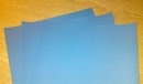 Schleifpapier Set 1 (10 Blatt, Körnung: 1200)