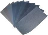 Schmirgelleinen Schleif-Polierpapier-Set Fein (9 Bögen)