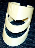 aLaska Pik (Kunststoff) Größe M