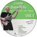 Coole Bass-Riffs Vol. 1 (DVD)