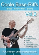 Coole Bass-Riffs Vol. 2 (Download)