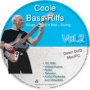 Coole Bass-Riffs Vol. 2 (DVD)