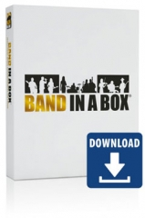 Band-in-a-Box 2019 MegaPAK PC Upgr./Crossg., dt. - Download
