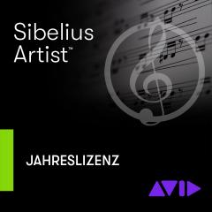 Sibelius Jahreslizenz - Download