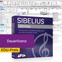 Sibelius Ultimate EDU Dauerlizenz - Download