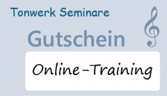 Gutschein über 3 Stunden Zeitguthaben (180 Min. Online Training / Support)