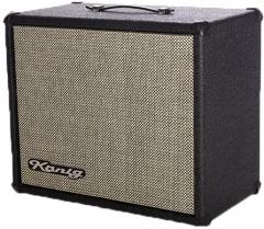 König Gitarrenbox BN1X12 (Leergehäuse ohne Lautsprecher)