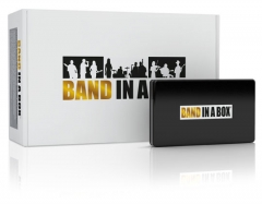 Band in a Box 2019 Audiophile-Ed. PC, EN