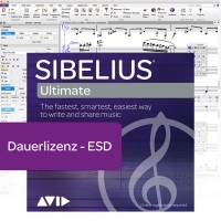 Sibelius Ultimate Dauerlizenz - Download