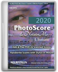 Photoscore & Notate me Ultimate 8 ENG