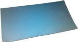 Schmirgelleinen Schleif-Polierpapier (1 Bogen, Körnung: 8000)