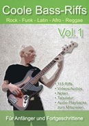 Coole Bass-Riffs Vol. 1 (Download)