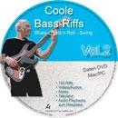Coole Bass-Riffs Vol. 2 (DVD)